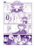 創作マンガ「マモン様!新刊一部ください!~調査」