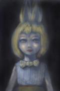 肖像画サーバル