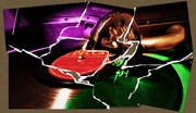 【Photoshop】蓄音器幻戯 ~テラヤマの盤~