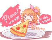 Pizza katsu!