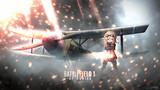 Battlefield 1 魔理沙ちゃん