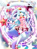 魔法少女(憎しみの女王).O-01-04-W