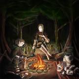 女騎士と盗賊