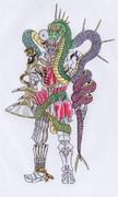 オリジナル怪人/マッド・オフィウクス
