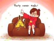 終わらないでパーティ