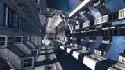 【Space Engineers】カタパルト風壁紙モドキ