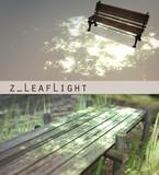 【MME配布あり】木漏れ日っぽいエフェクト作ったよ【z_LeafLight】