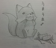 きつね(いなり寿司)