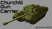 Churchill Gun Carrier