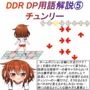 雷が教えるDDR DP用語解説⑤「チュンリーキック!」