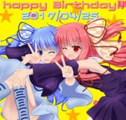 琴葉姉妹誕生日2017