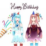 琴葉姉妹誕生日おめでとう
