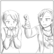 練習:重巡洋艦三隈