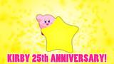 【星のカービィ25周年】ワープスター【配布】
