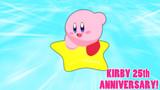 【星のカービィ25周年】エアライドなカービィ