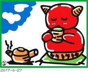 ウェザーニュース、ソライブ美術館4月26日分:お題「最期の晩餐、何食べる?」