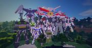Minecraft」スーパーロボット大戦M-3「jointblock」