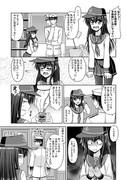 艦娘ショート漫画5