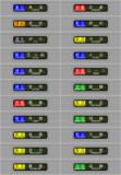東急8090系(8085F・8087F・8089F)風 DE 22艦