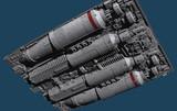 【命削って】宇宙空母作りかけ【隙間を埋めろ】