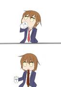 若葉のコーヒーチャレンジ
