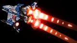スターラスターガール 噴射炎モデル配布