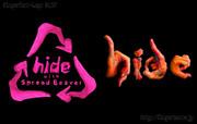 hide  フィンガーロゴ