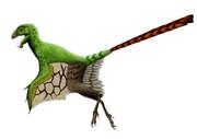 Epidexipteryx エピデクシプテリクス