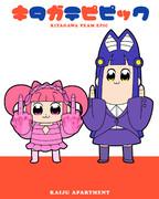 【北川怪獣アパート】キタガテピピック