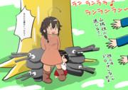 北海道近海で拾った山城改二を返したくない時雨