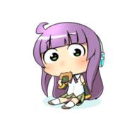 (ぽりぽりぽり…)