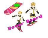 【MMD-OMF7】HoverBoard