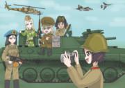 機械化狙撃プラウダ高校