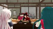 夕食会:グループ4 ②