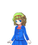 アリス・マーガトロイドの仮装(れもぷと製)
