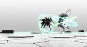 【MMD-OMF7】回転するアレ…