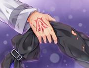 私の手を握って。もっと強く。壊れるぐらいに。