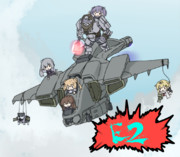 【艦これ】E2進軍