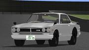 スカイラインGT-R KPGC10