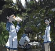 若本と坂本と竹井