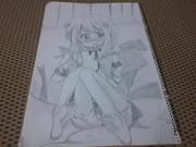 (エロマンガ先生)紗霧を描いてみた