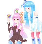 【ひっそり】琴葉姉妹の塊魂【応援】