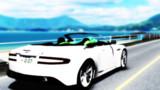 アストンマーチンDBSヴォランテ(オープンリミテッド)【MMDモデル配布】