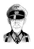 ミュンヘベルク装甲師団長ヴェルナー・ムンメルト少将