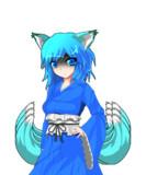 八雲藍の仮装(れもす指定カラー)