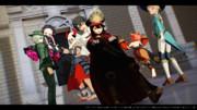 【Fate/MMD】迷宮探索
