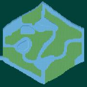 六角形の洞窟2