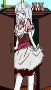 紗霧ちゃんにメイド服を着せてみた件