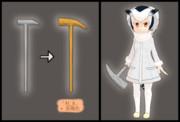 某獣娘博士&助手の専用「木杖」装備 v1.01