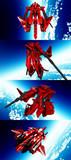 """【MMDオリメカ】 Vector Diver rev1.9x """" Scarlet Knife"""""""